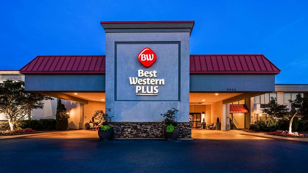 Best Western Plus Madison-Huntsville Hotel - Vista exterior