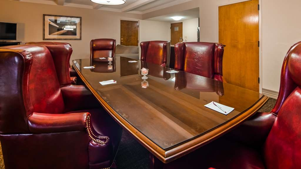 Best Western Plus Madison-Huntsville Hotel - Boardroom