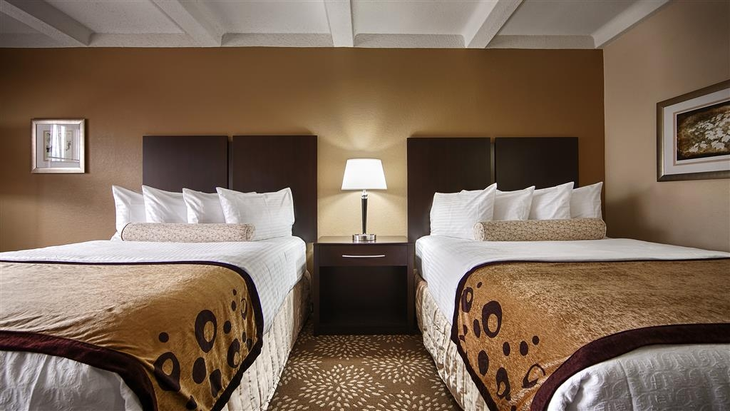 Best Western Plus Madison-Huntsville Hotel - Two Queen Bed Guest Room