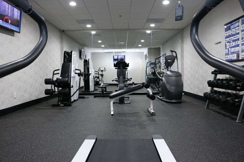 Best Western Plus Roswell/Alpharetta - Maintain your fitness routine during your stay with us in our fitness center.