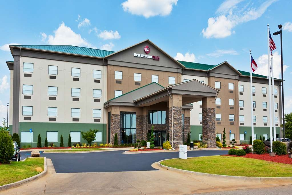 Best Western Plus Columbus Ft. Benning - Vista Exterior