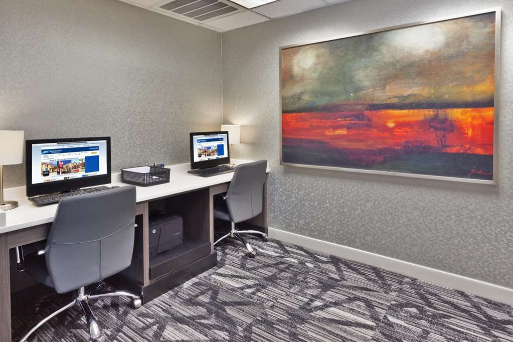 Best Western Plus Columbus Ft. Benning - Stay productive during your time away from home in our business center.