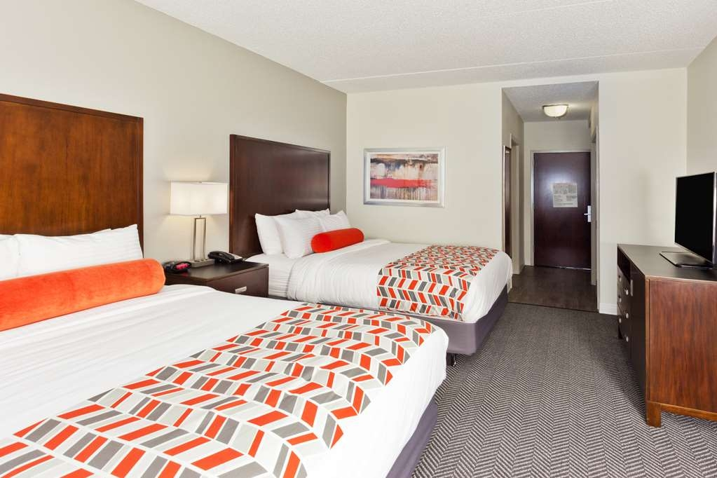 Best Western Plus Columbus Ft. Benning - We offer a variety of double queen rooms from standard to mobility accessible.