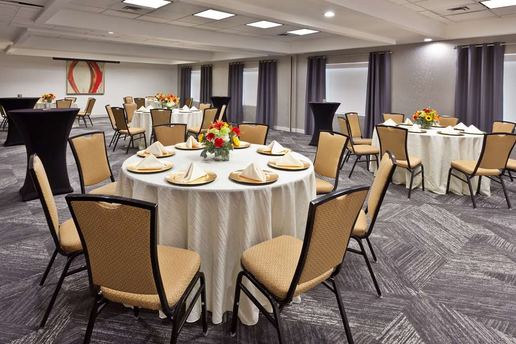Best Western Plus Columbus Ft. Benning - Sala de reuniones