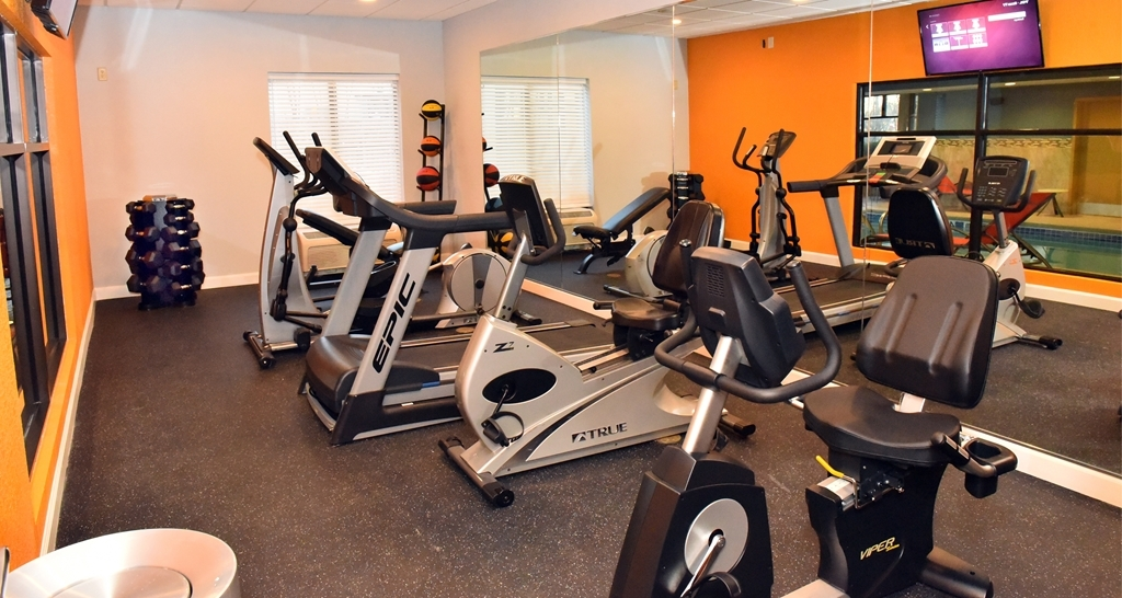 Best Western Plus Fairburn-Atlanta Southwest - Stay in shape and healthy in our fitness room.