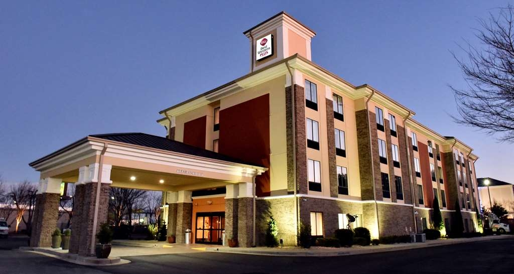 Best Western Plus Fairburn-Atlanta Southwest - Außenansicht
