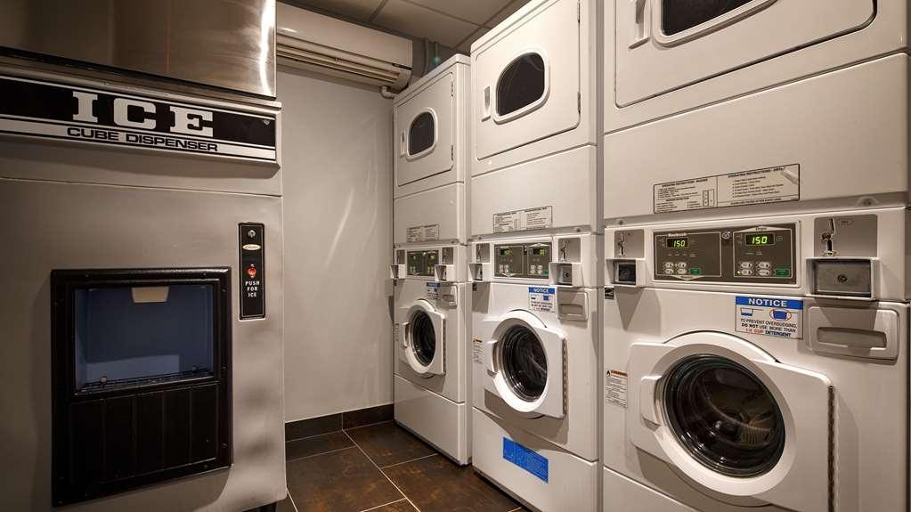 Best Western Plus Fairburn-Atlanta Southwest - Enjoy or 24 hour laundry facility.