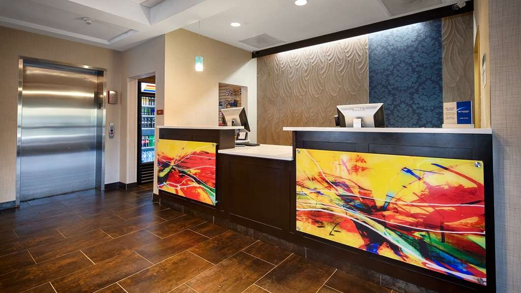 Best Western Plus Fairburn-Atlanta Southwest - Checking in at our hotel is just the beginning of your experience.