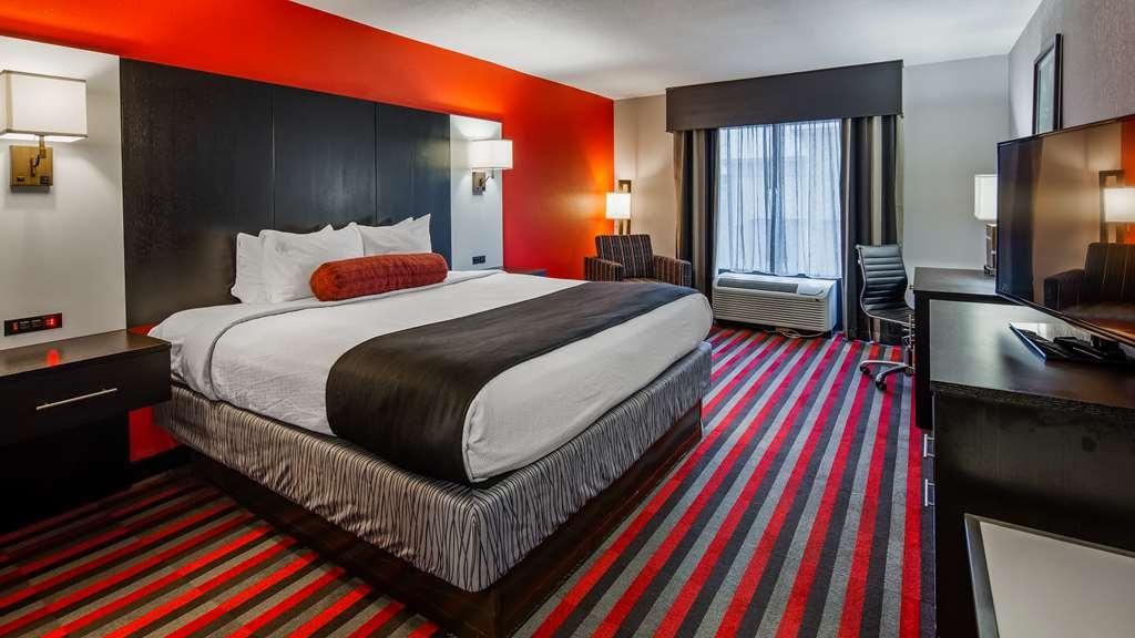 Best Western Plus Carrollton Hotel - Habitaciones/Alojamientos