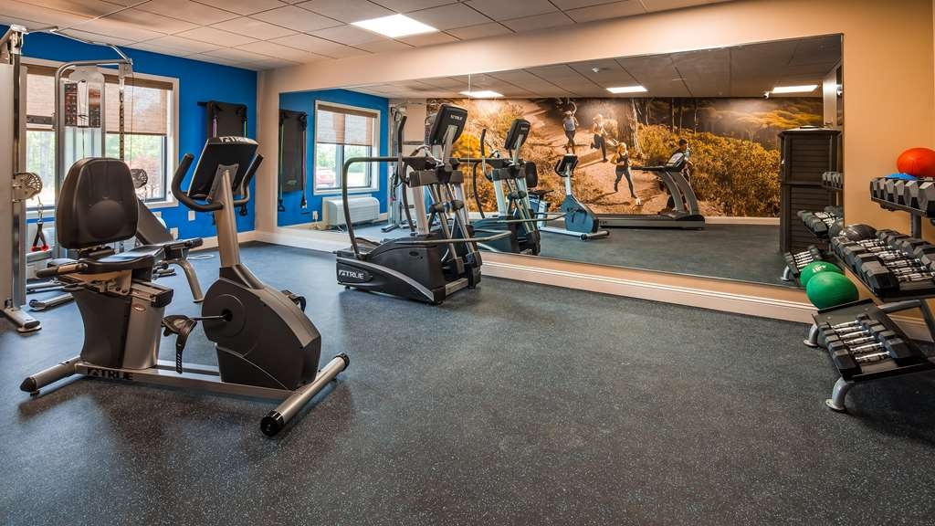 Best Western Warm Springs Hotel and Event Center - Club de remise en forme