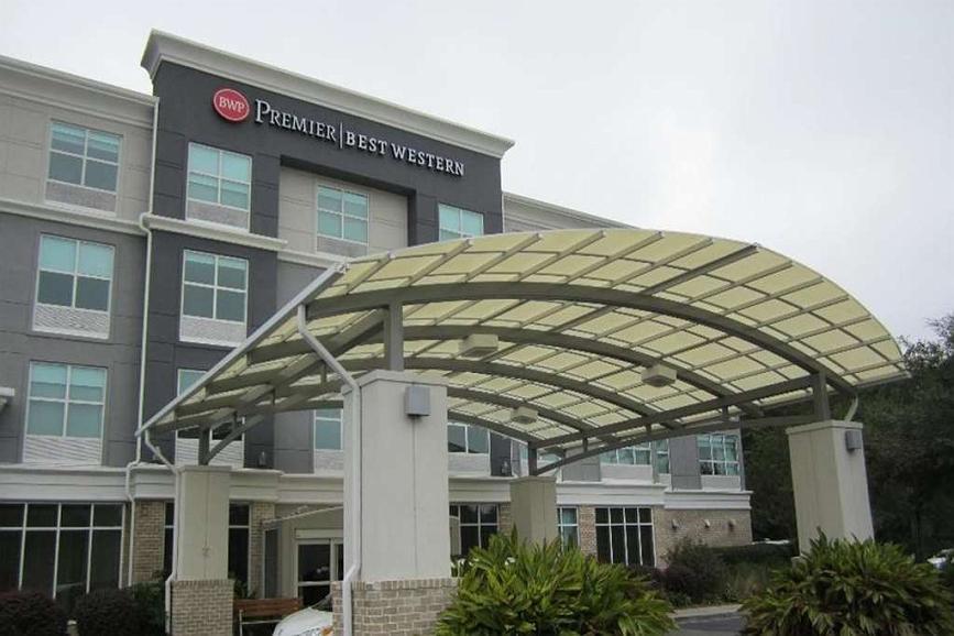 Best Western Premier I-95 Savannah Airport/ Pooler West - Aussenansicht