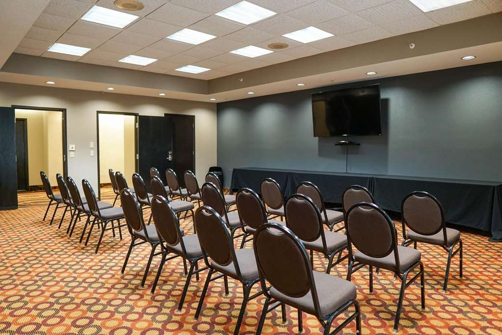 Ecco Suites, BW Signature Collection - Meeting Room