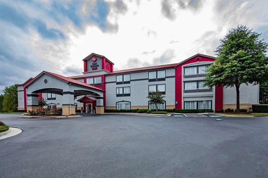 Best Western Plus Duluth/ Sugarloaf - Facciata dell'albergo