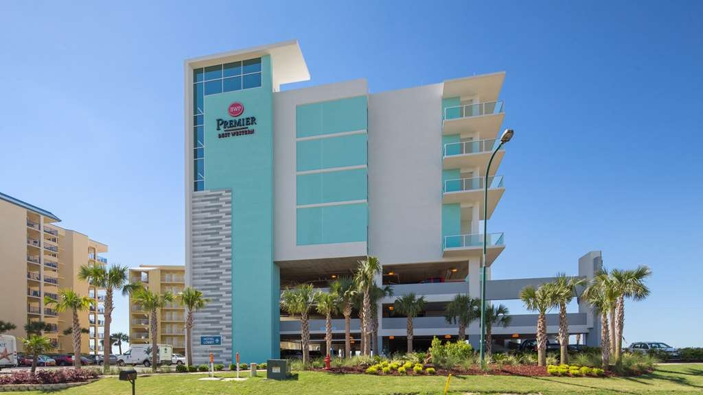 Best Western Premier The Tides - Façade