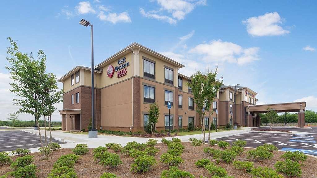 Best Western Plus Tuscumbia/Muscle Shoals Hotel & Suites - Vue extérieure
