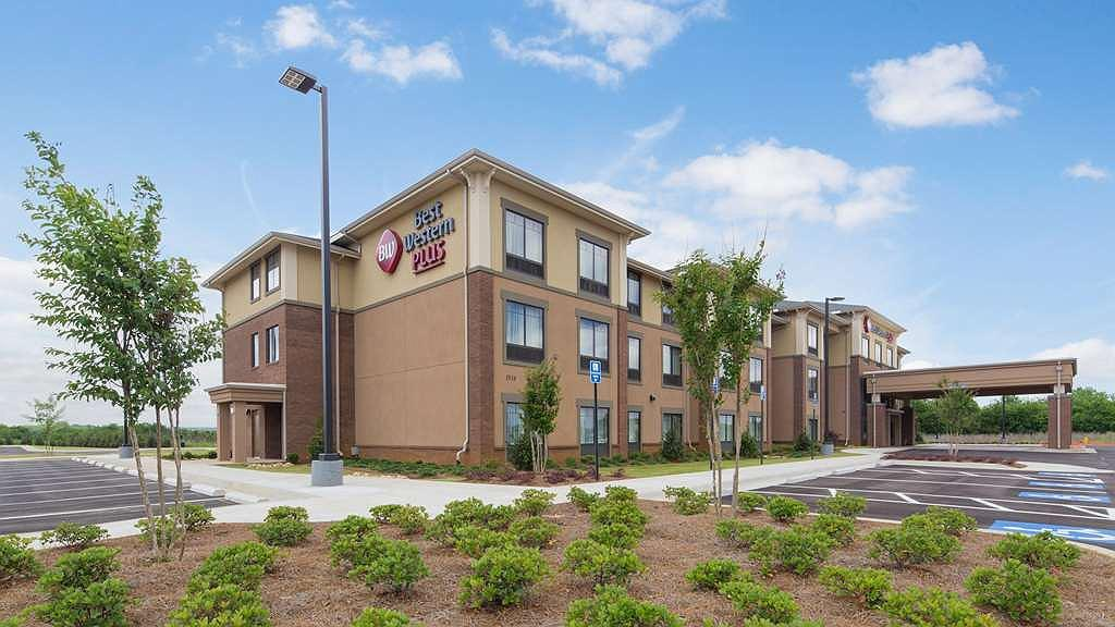 Best Western Plus Tuscumbia/Muscle Shoals Hotel & Suites - Vista exterior