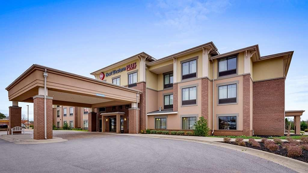 Best Western Plus Tuscumbia/Muscle Shoals Hotel & Suites - Vista exterior