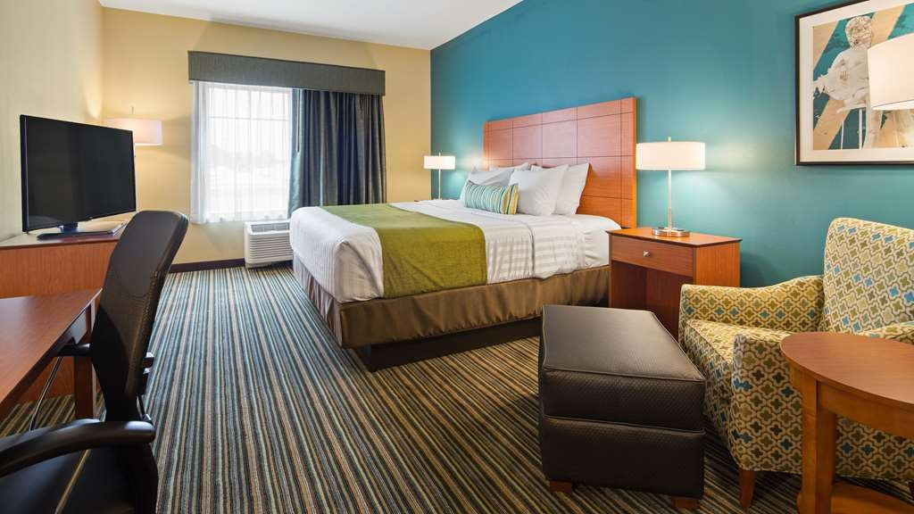 Best Western Plus Tuscumbia/Muscle Shoals Hotel & Suites - Camere / sistemazione