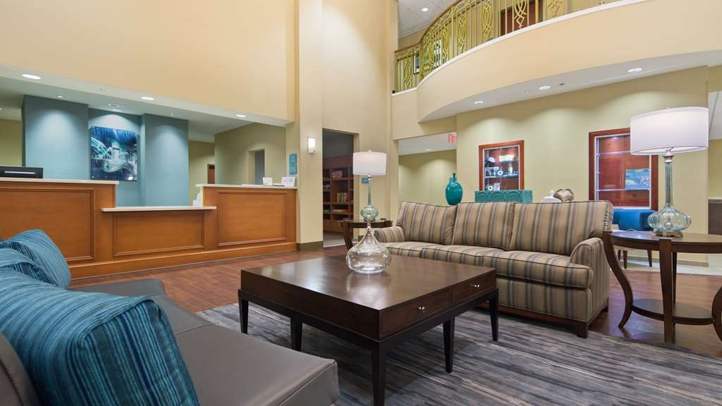 Best Western Plus Tuscumbia/Muscle Shoals Hotel & Suites - Hall