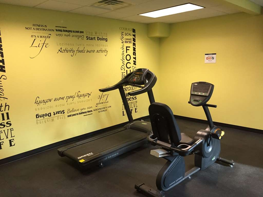 Best Western Plus Birmingham Inn & Suites - Our Fitness Center is perfect for that early morning workout!