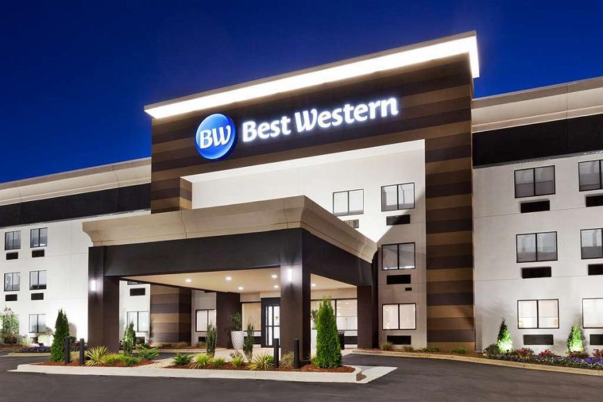 Best Western Montgomery I-85 North Hotel - Vista exterior