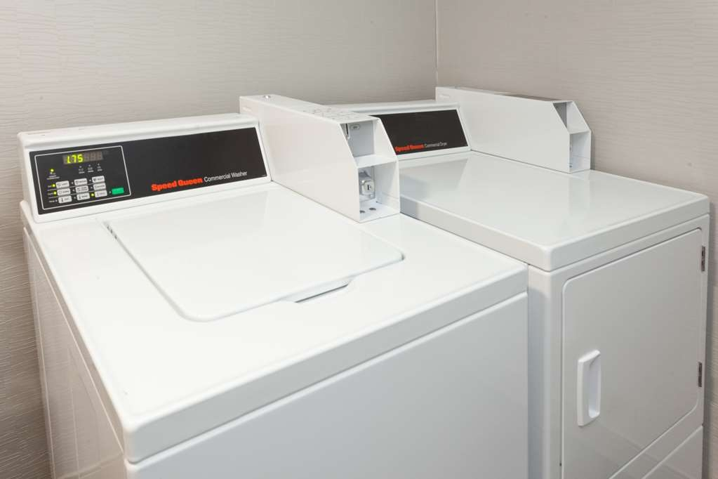 Best Western Montgomery I-85 North Hotel - Guest Laundry Facility