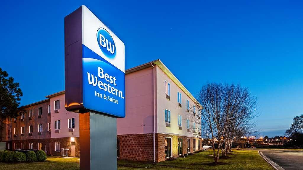 Best Western Dothan Inn & Suites - Vue extérieure