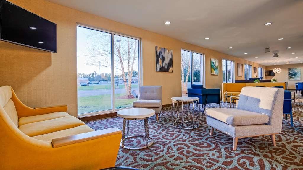 Best Western Dothan Inn & Suites - Vue du lobby