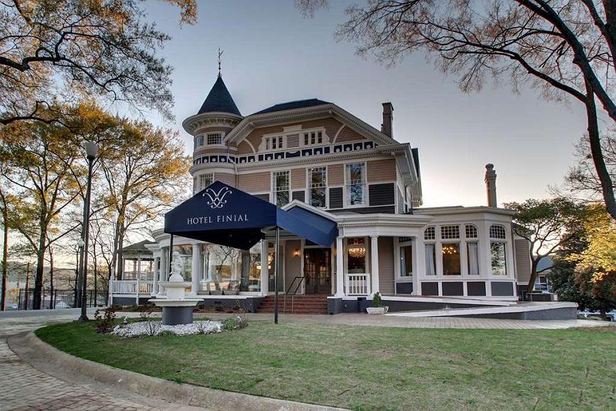 Hotel Finial, BW Premier Collection - Vue extérieure