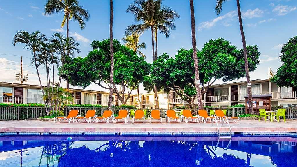 Hotel in Honolulu | Best Western The Plaza Hotel