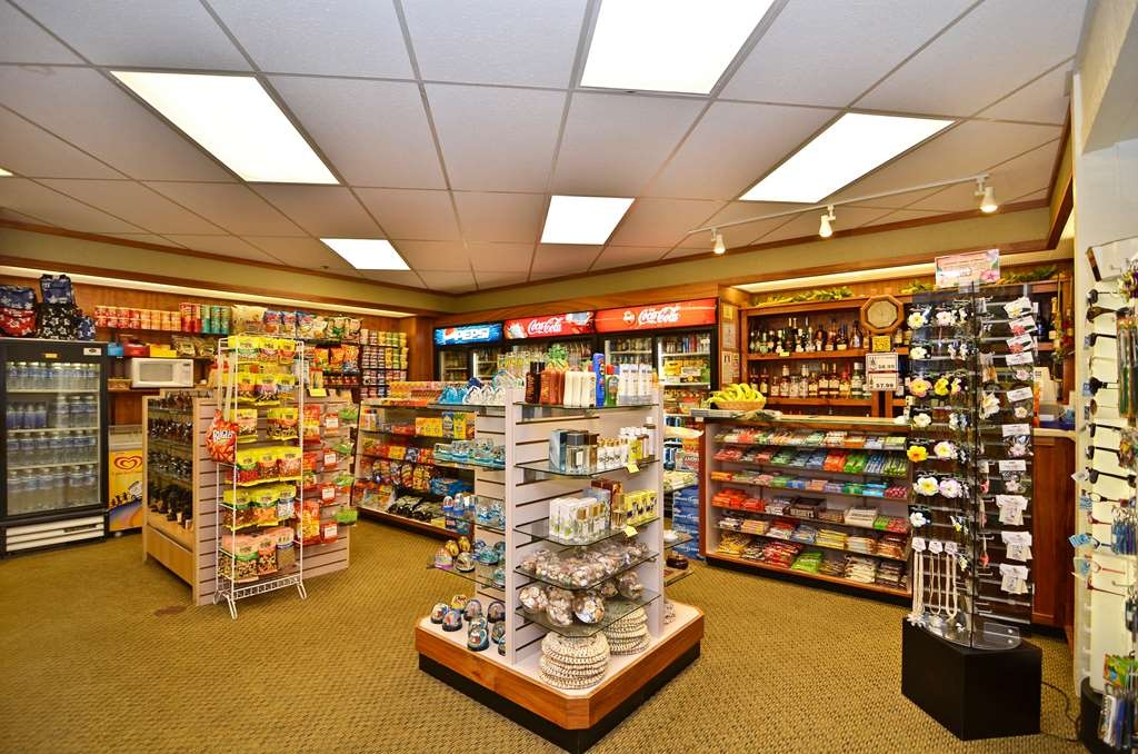 Best Western The Plaza Hotel - Forgot something at home? Visit our Kuai Market sundry store located in the hotel.