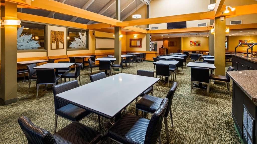 Best Western The Plaza Hotel - Restaurante/Comedor