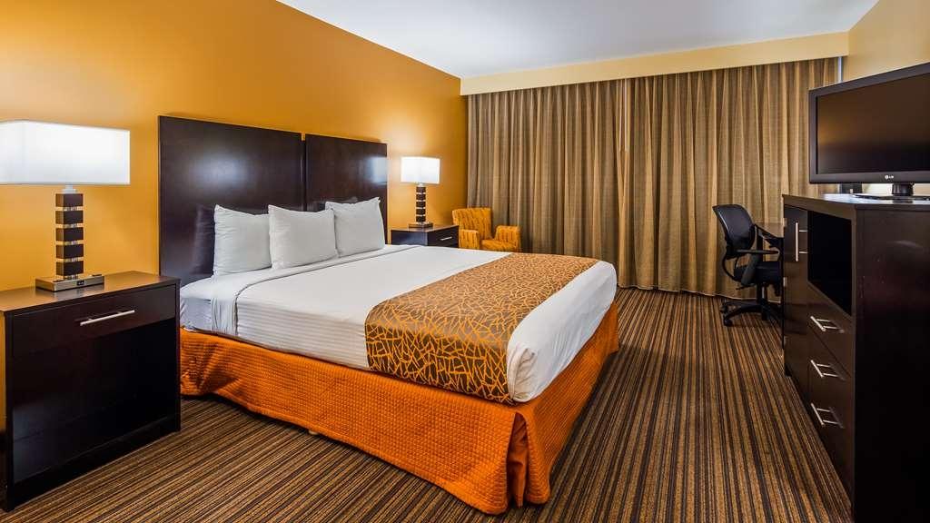Best Western The Plaza Hotel - Habitaciones/Alojamientos
