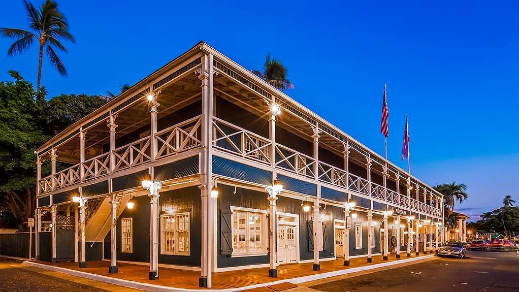 Best Western Pioneer Inn - Vue extérieure