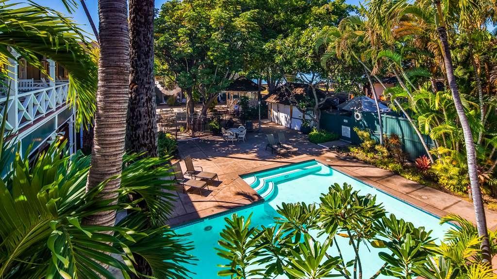 Best Western Pioneer Inn - Vista de la piscina