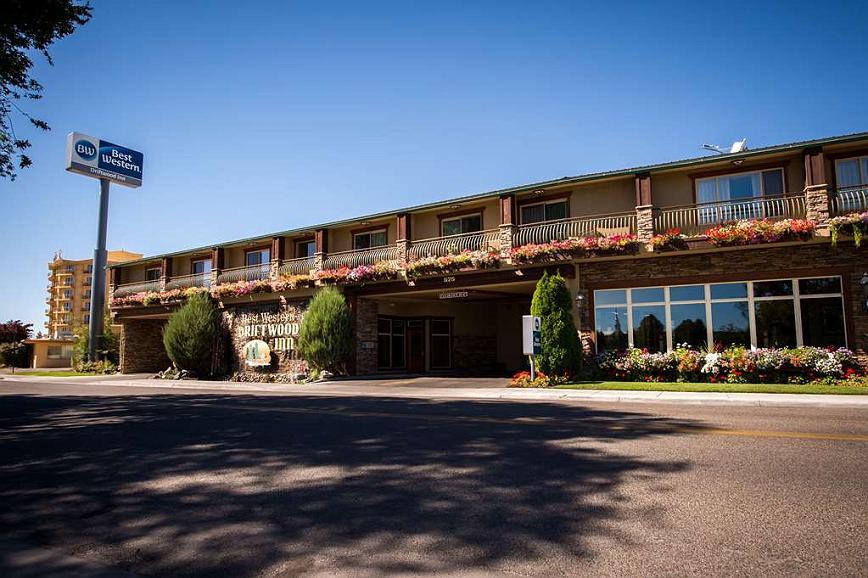 Best Western Driftwood Inn - Aussenansicht