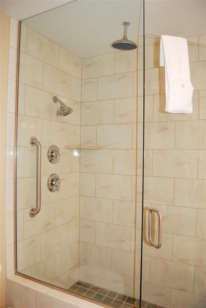 Best Western Driftwood Inn - Salle de bains