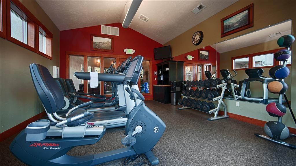 Best Western Driftwood Inn - Fitnessstudio