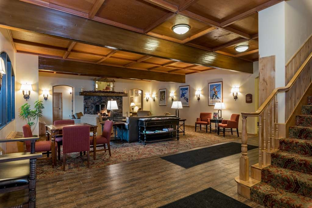 Best Western Tyrolean Lodge - Hall