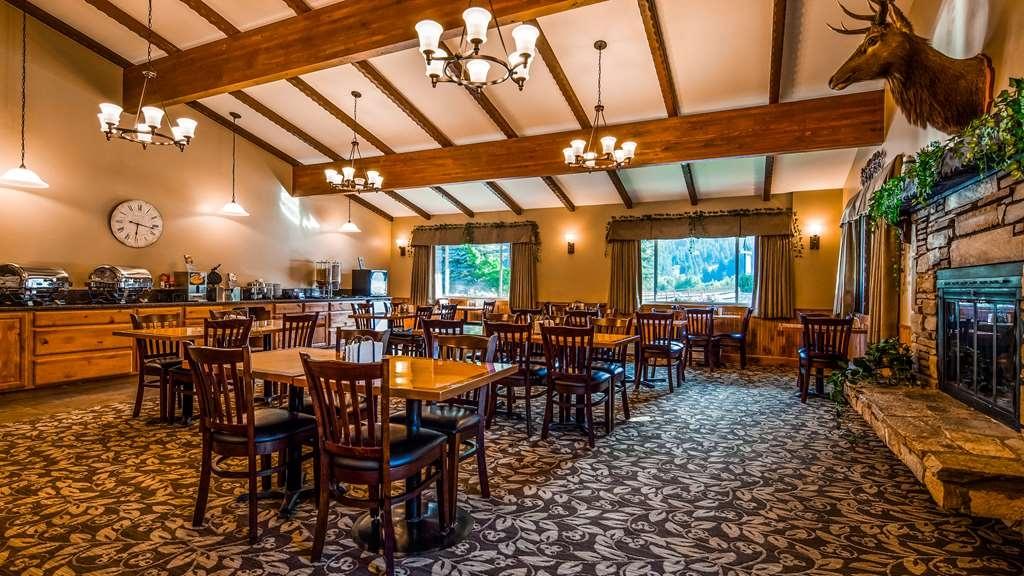Best Western Tyrolean Lodge - Restaurant / Etablissement gastronomique