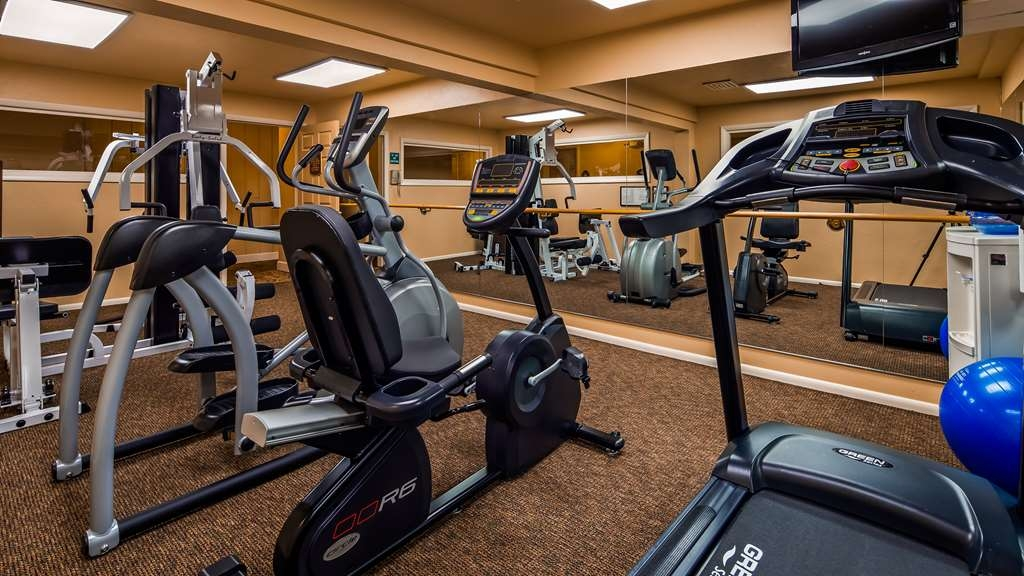 Best Western Tyrolean Lodge - Fitness Center