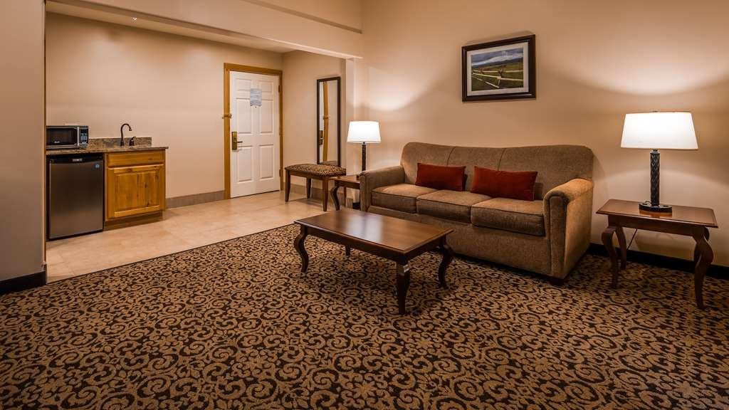 Best Western Tyrolean Lodge - Suite