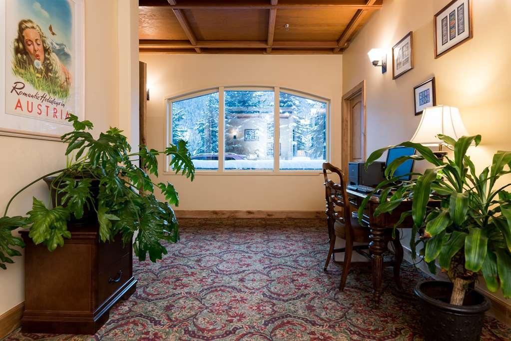 Best Western Tyrolean Lodge - centre des affaires