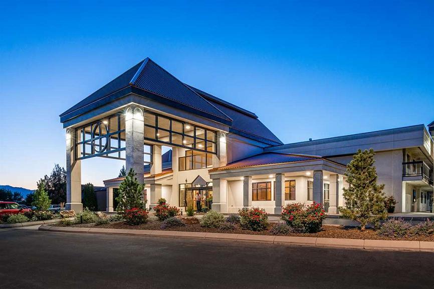 Best Western Vista Inn at the Airport - Area esterna