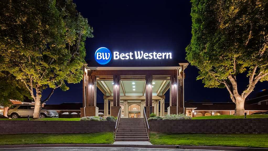 Best Western Pocatello Inn - Area esterna