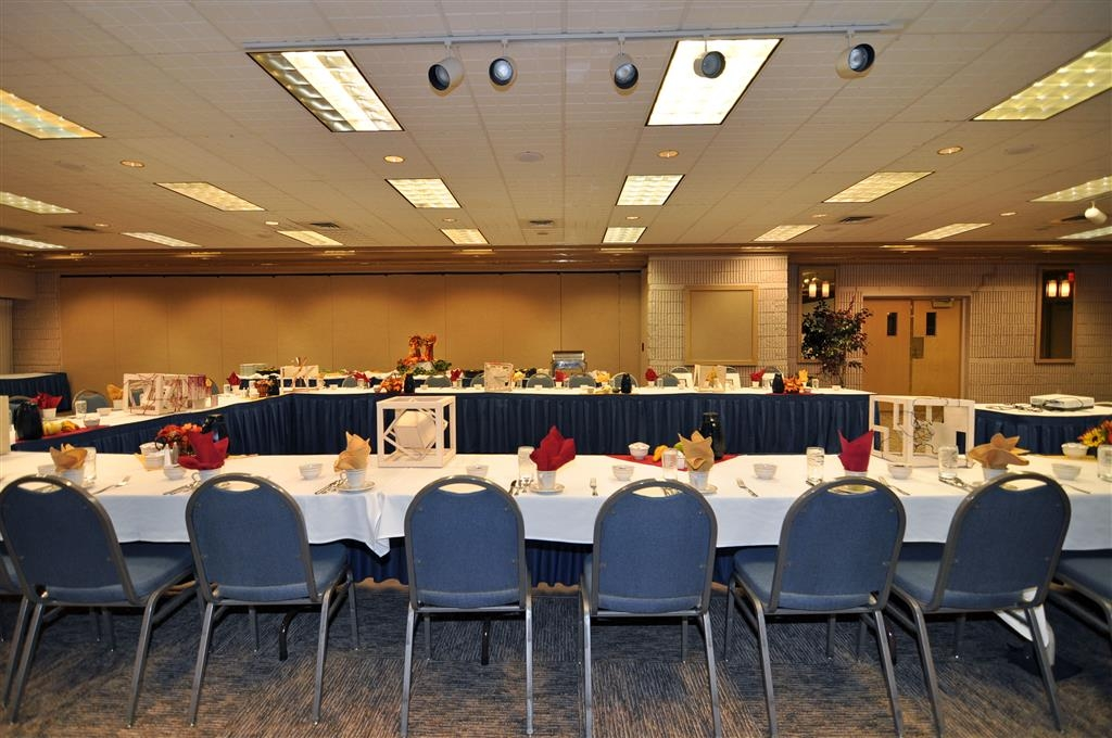 Best Western Plus University Inn - We are here to help make your meeting a success.