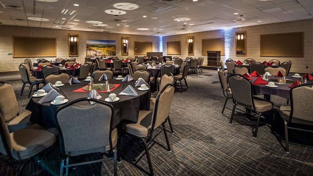 Best Western Plus University Inn - We are here to help with all your events - from 5 to 500 attendees