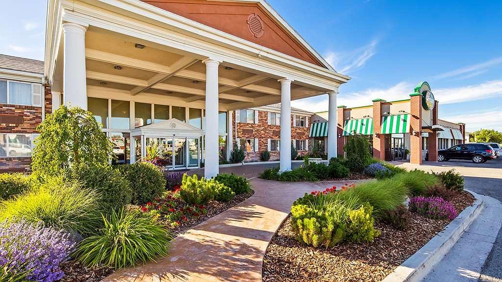 Best Western Plus Burley Inn & Convention Center - Vista exterior