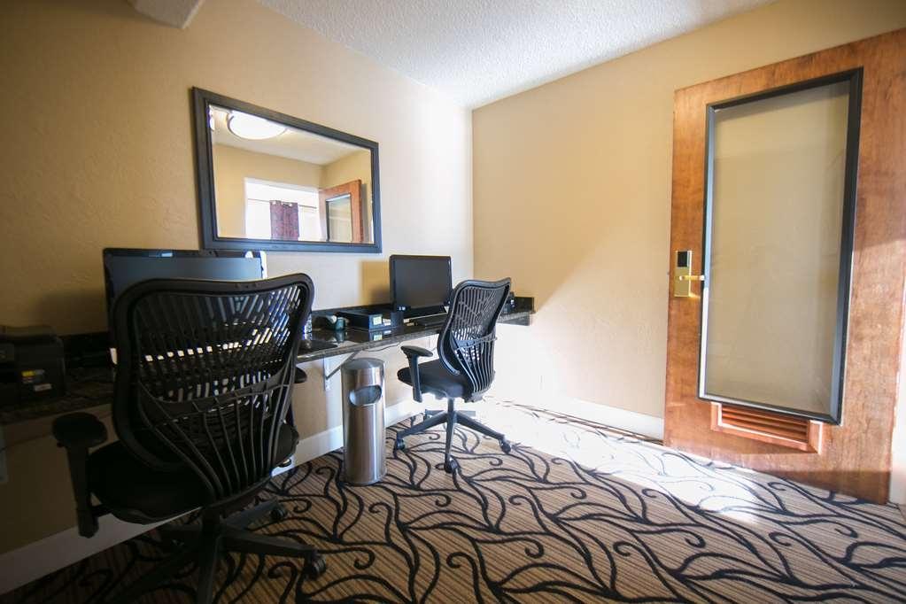 Best Western Plus Burley Inn & Convention Center - affari-centro
