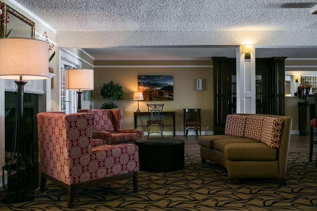 Best Western Plus Burley Inn & Convention Center - Vue du lobby